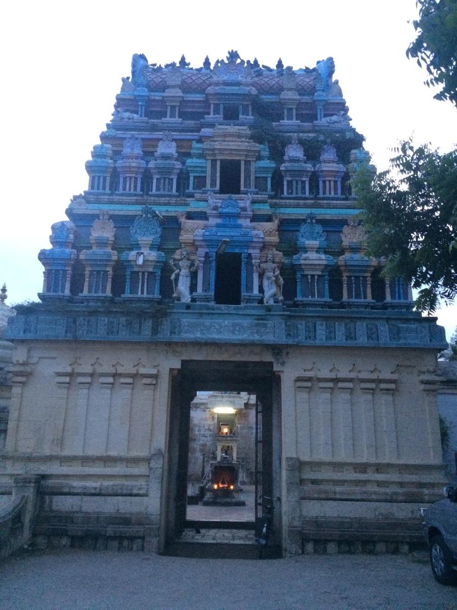 Chayavanam - Chaya Vaneswarar Temple