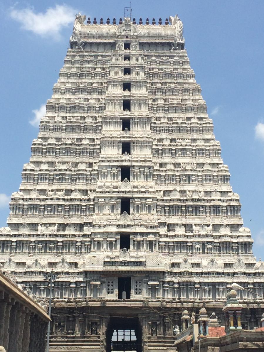 Thiruvannamalai - Annamalaiyar Temple