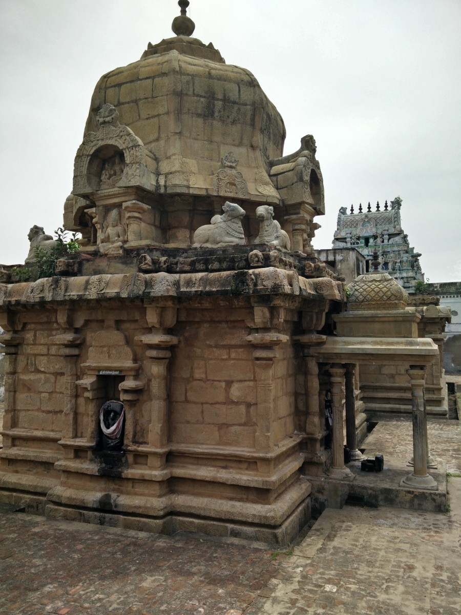 Tirundudevankudi - Karkadeswarar Temple