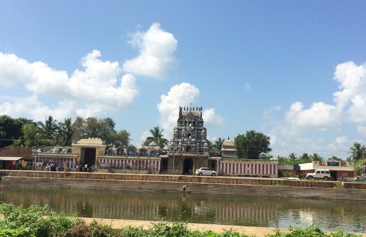 Aridhuvaramangalam - Sri Bathaleshwarar Temple