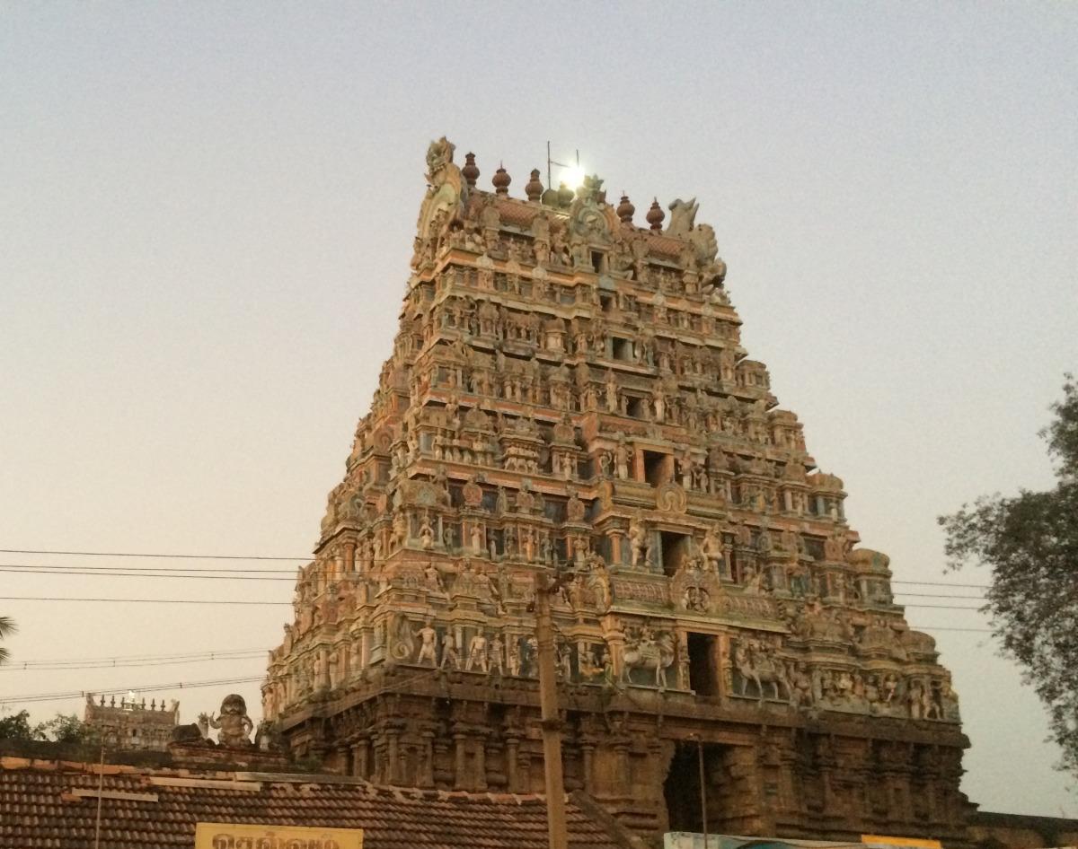 Virudhachalam - Virudhagireeswarar Temple