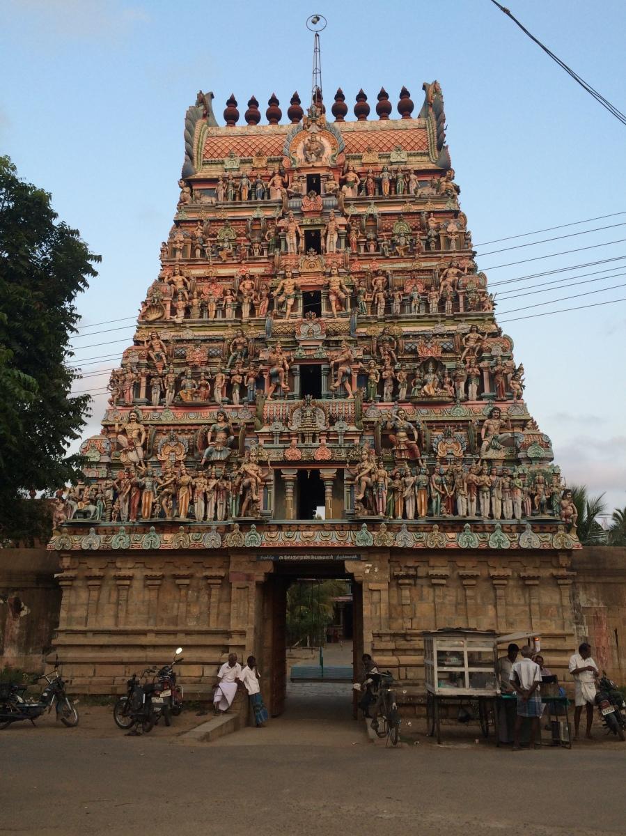Thiruvengadu - Swetharanyeswarar Temple