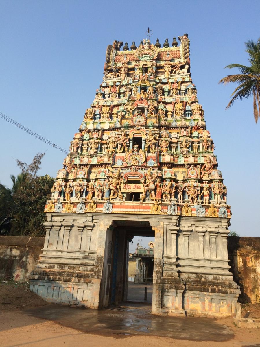 Thiruppungur - Sivalokanathar Temple