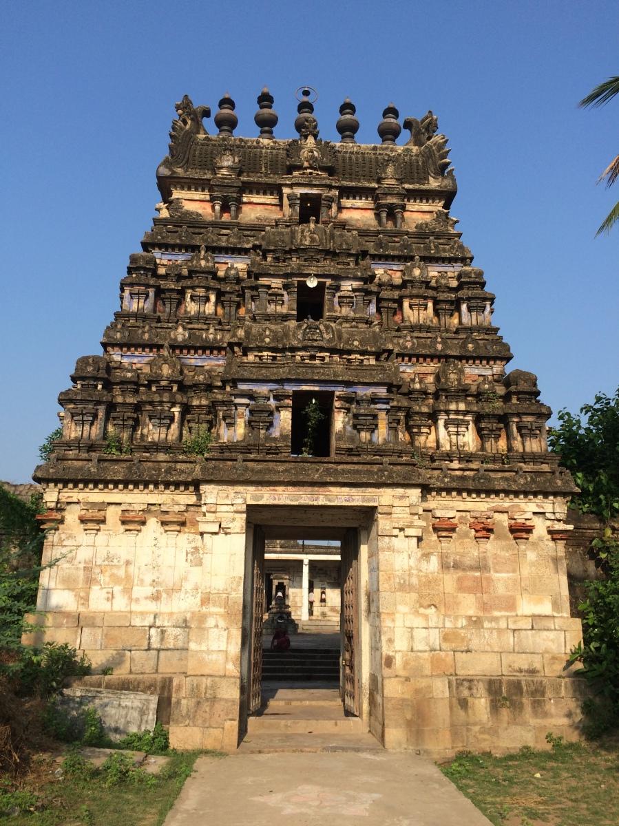 Thiruninriyur - Sri Lakshmipureeswarar Temple