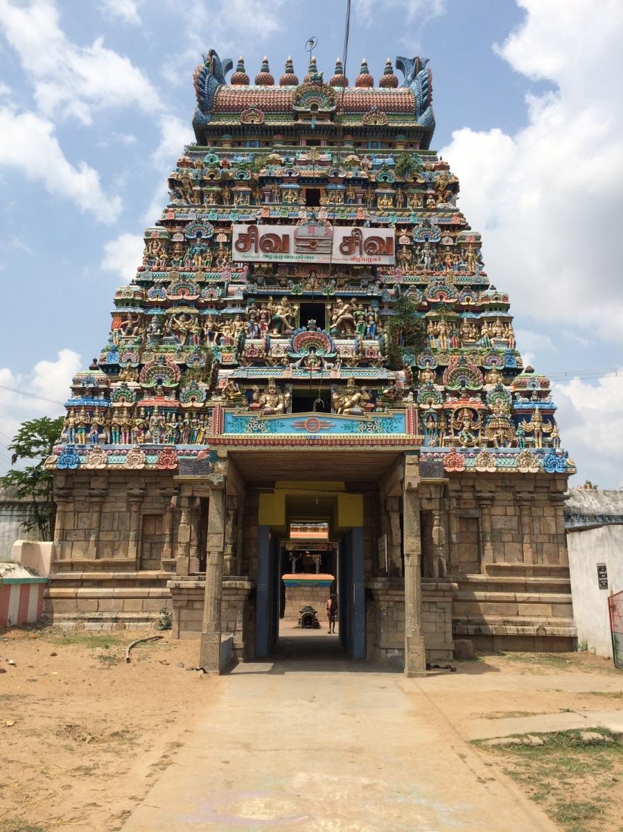 Thiruveezhimizhalai - Veezhinathar Temple