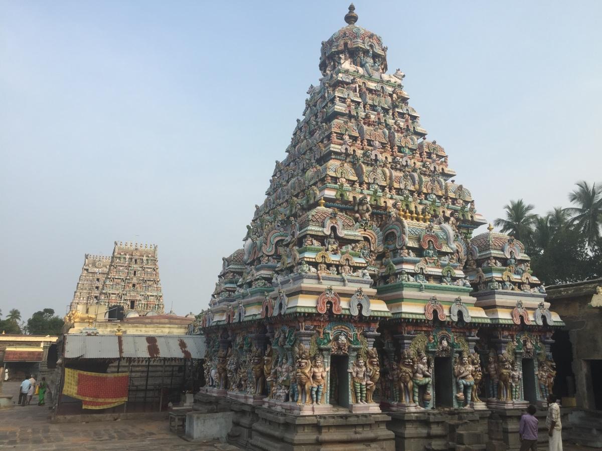 Thiruvathigai - Veerattaneswarar Temple