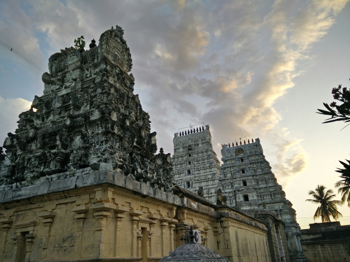 Thiruvamathur - Abirameshwarar Temple