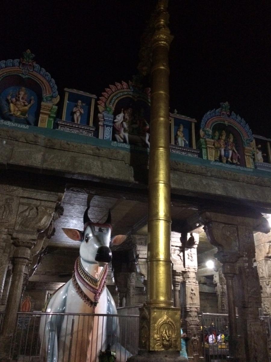 Thiruvalam - Vilwanatheswarar temple