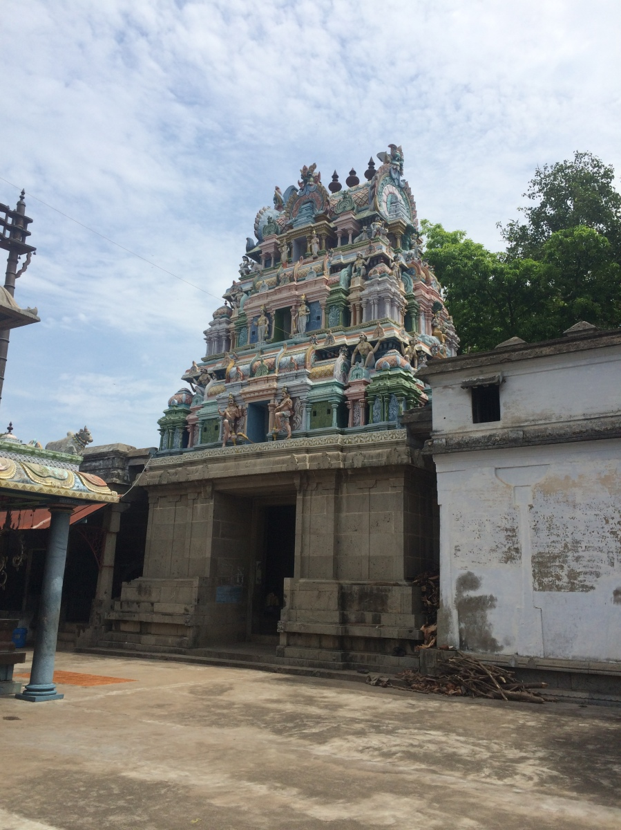 Thiruvetkalam - Pasupatheswarar Temple