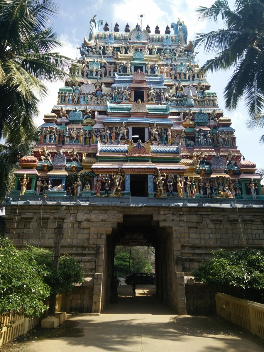 Thiruvavaduthurai - Masilamaneeswarar Temple