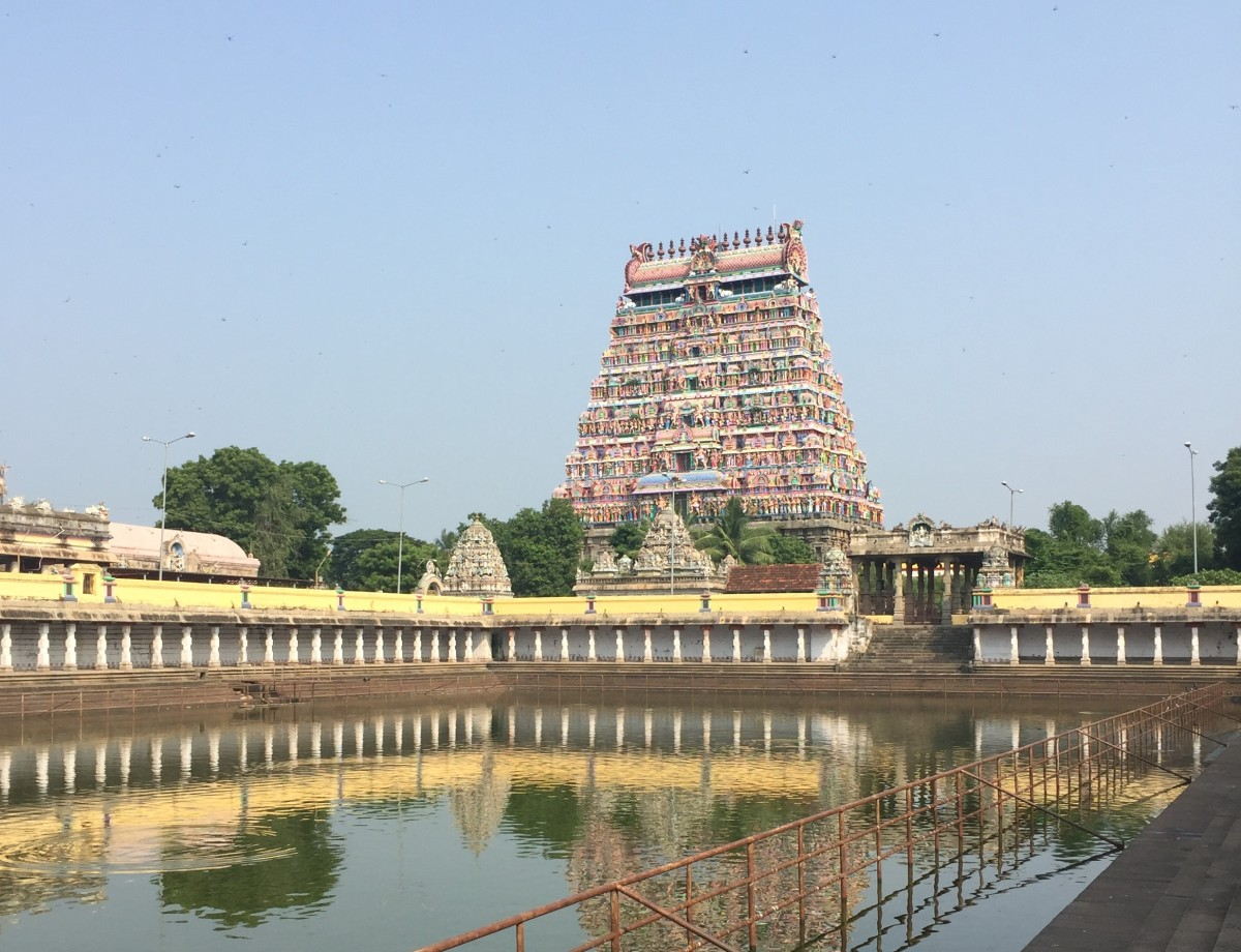 Chidambaram - Thillai Natarajar Temple