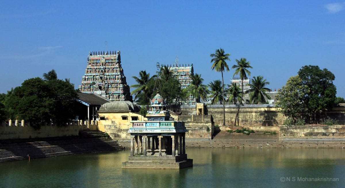 Thiruvidaimaruthur - Sri Mahalinga Swamy Temple