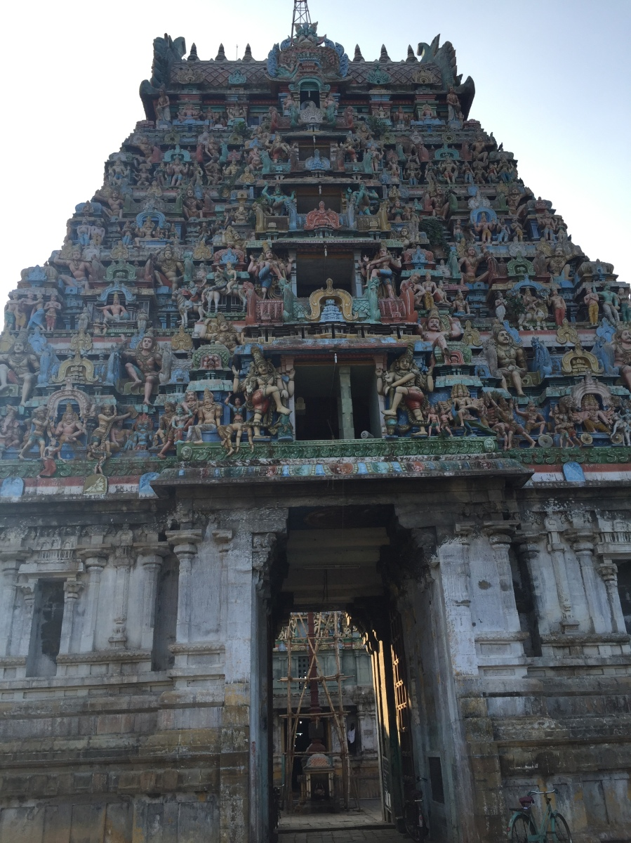 Thirupugalur - Agnipureeswarar Temple