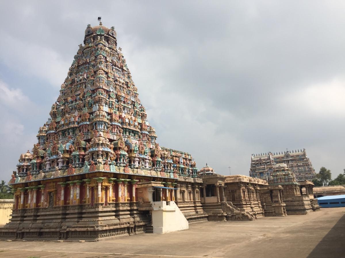 Thirubuvanam - Kampaheswarar Temple