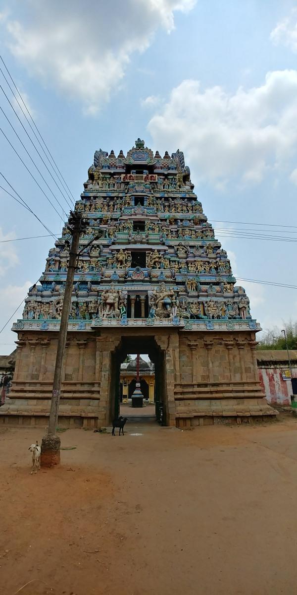 Thirunaraiyur - Siddhanatheswarar Temple, Kumbakonam
