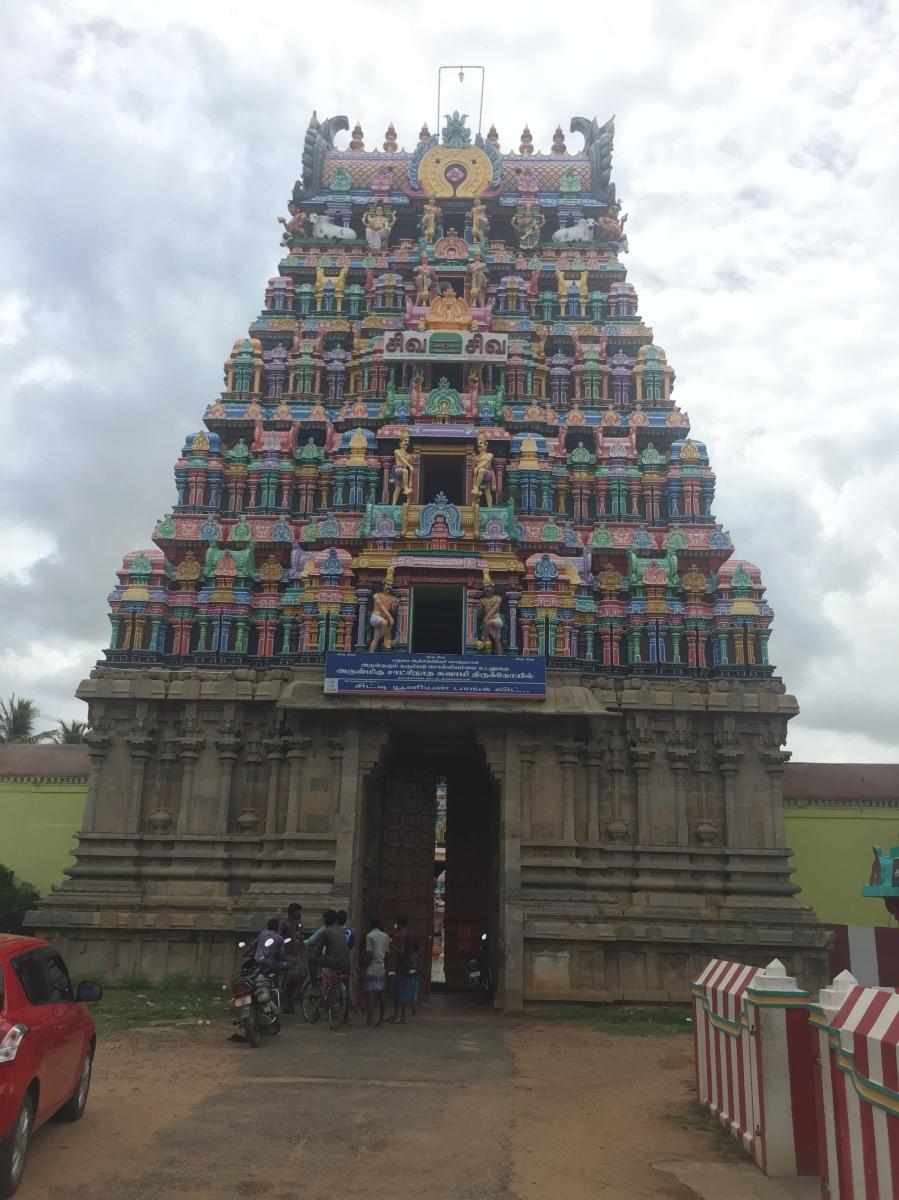 Thirupurambiyam - Satchinadeswarar Temple